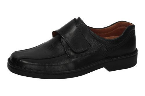 726303/01 MOCASINES CON VELCRO color NEGRO